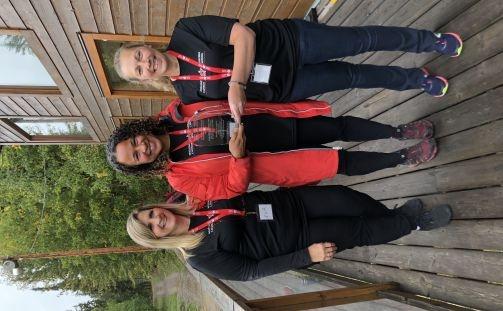 Farah McKenzie Receives Myeloma Canada's Marion State Memorial Nursing Award